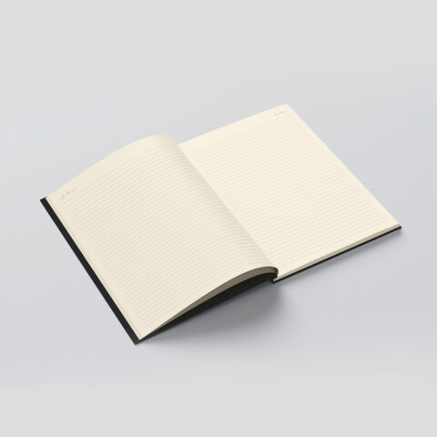 Ένθεση σελίδων σημειώσεων στην αρχή ή στο τέλος της ύλης του ημερολογίου με στόχο την αύξηση του διαθέσιμου χώρου γραφής και την ακόμα μεγαλύτερη ευελιξία χρήσης του βιβλίου.