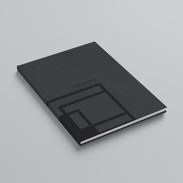 εκτύπωση ολόκληρου εξωφύλλου ημερολογίου σημειωματαρίου