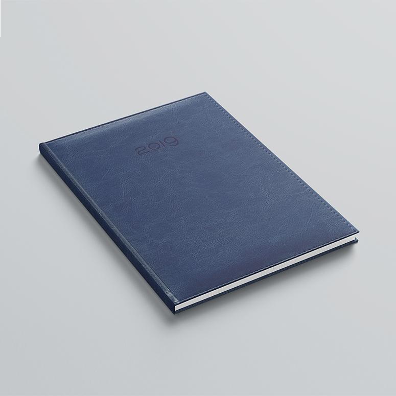 προσθήκης ραφής περιμετρικά του καλύμματος του βιβλίου σε χρώμα επιλογής