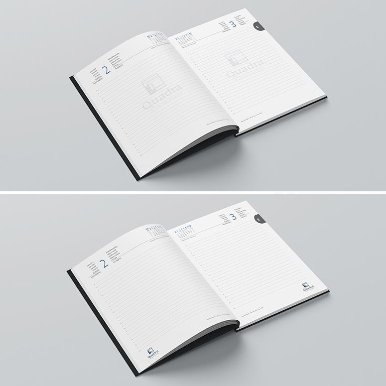 Εκτύπωση offset με χρώματα επιλογής λογότυπου