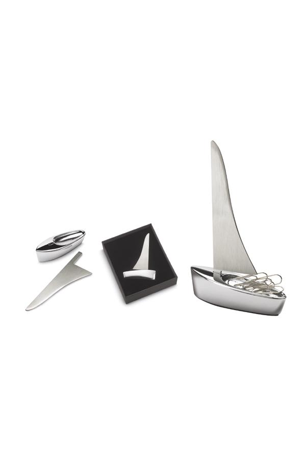 καρτοθήκη από αλουμίνιο με συσκευασία δώρου και εκτύπωση