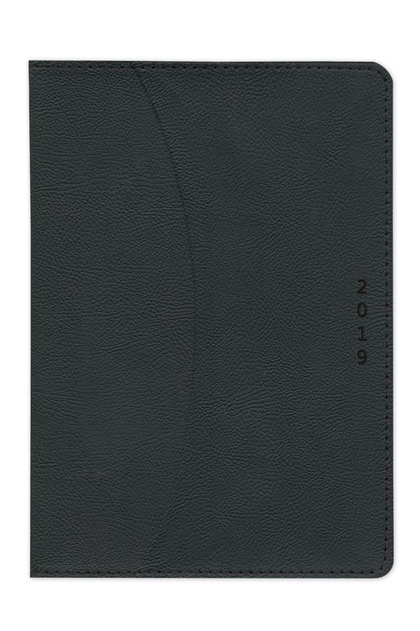 ημερολόγιο με εξωτερική θήκη εγγράφων