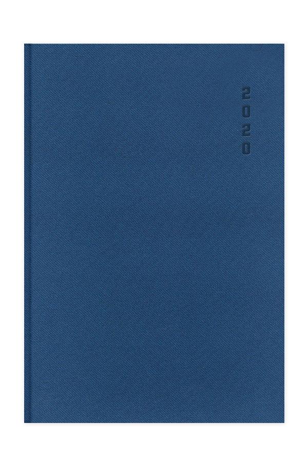 ημερολόγιο με δερματίνη και σκληρό εξώφυλλο