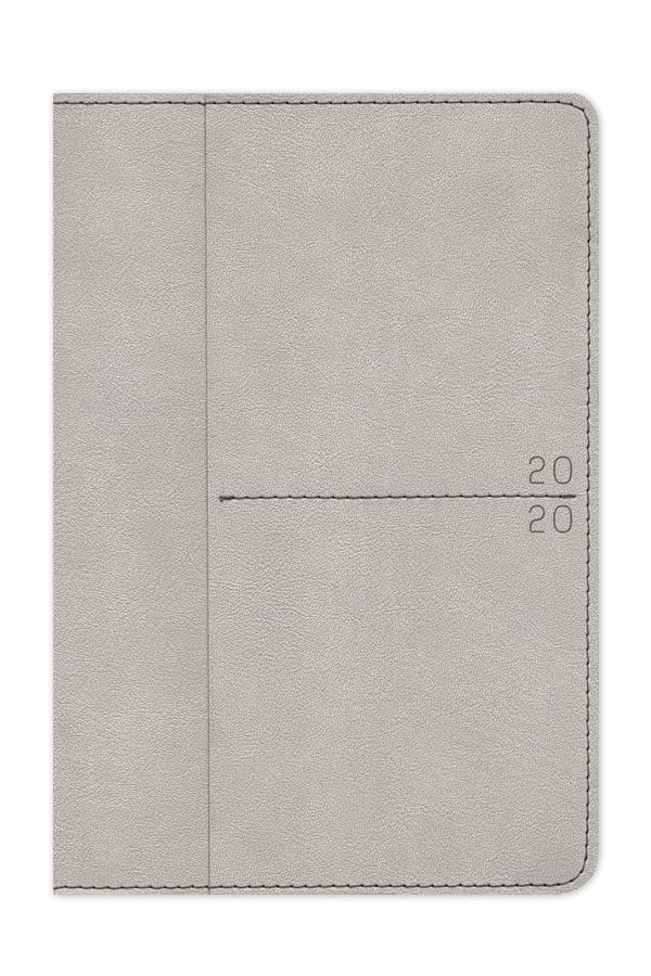 ημερήσιο ημερολόγιο με εξωτερική θήκη εγγράφων
