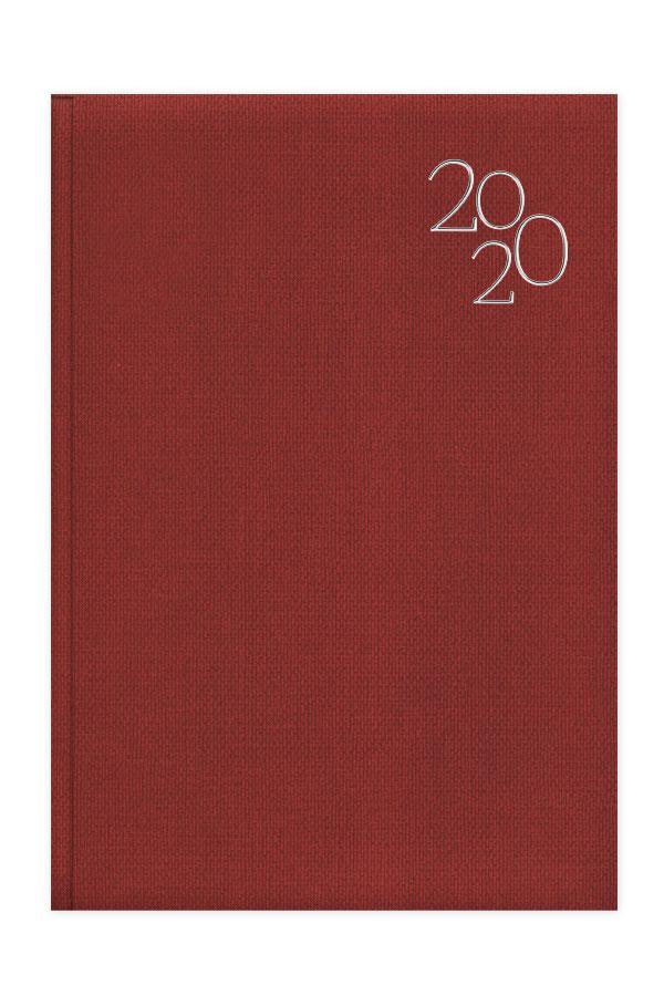 ημερολόγιο με δερματίνη σκλήρό εξώφυλλο