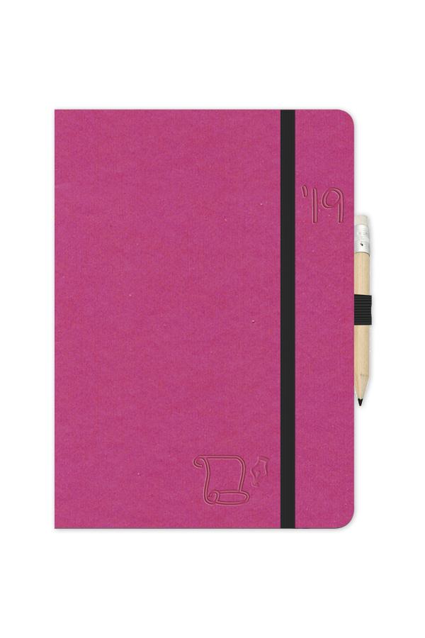 ημερολόγιο με λαστιχάκι και pen loop
