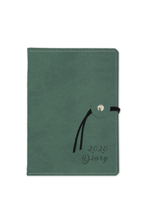 ημερήσιο ημερολόγιο με κορδονάκι