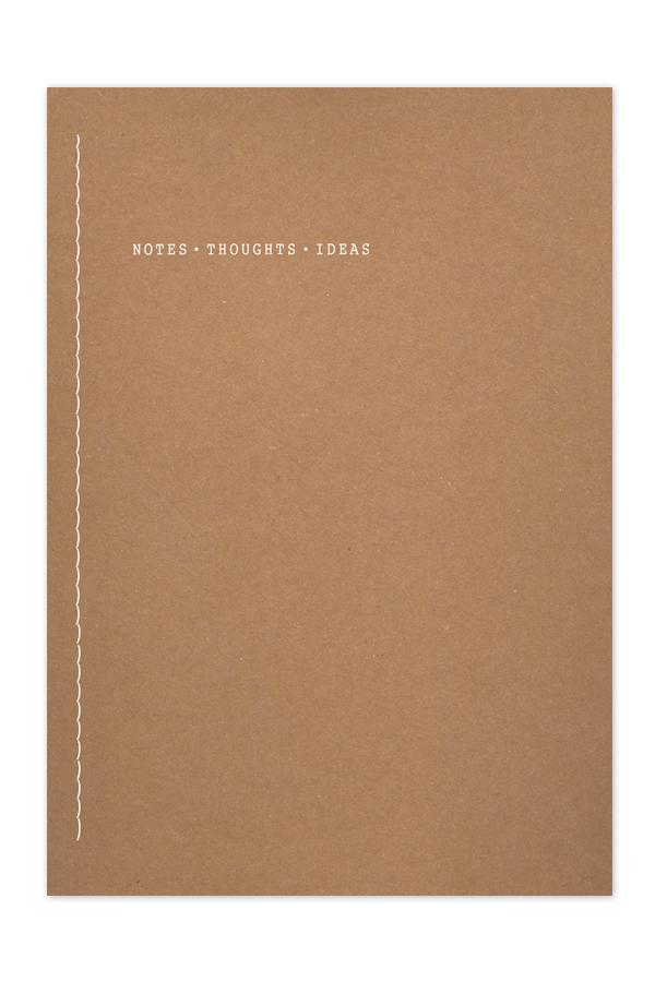 σημειωματάριο με οικολογικό, ανακυκλωμένο εξώφυλλο και διακοσμητική ραφή, βιβλιοδεσία με κλωστοραφή, δυνατότητα περιστροφής 360 μοίρες