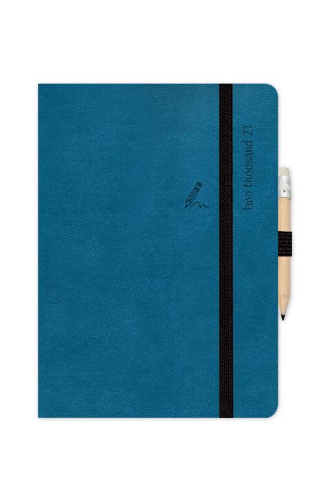 ημερολόγιο εύκαμπτο με λαστιχάκι και pen loop
