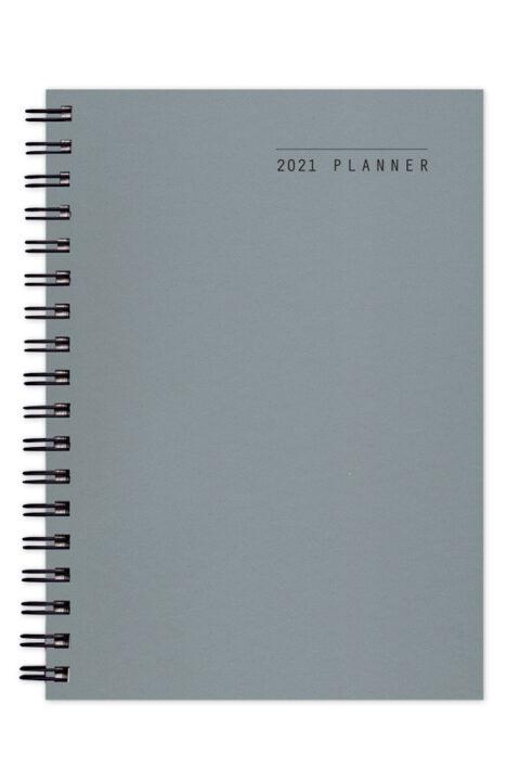 ημερολόγιο spiral με σκληρό κάλυμμα