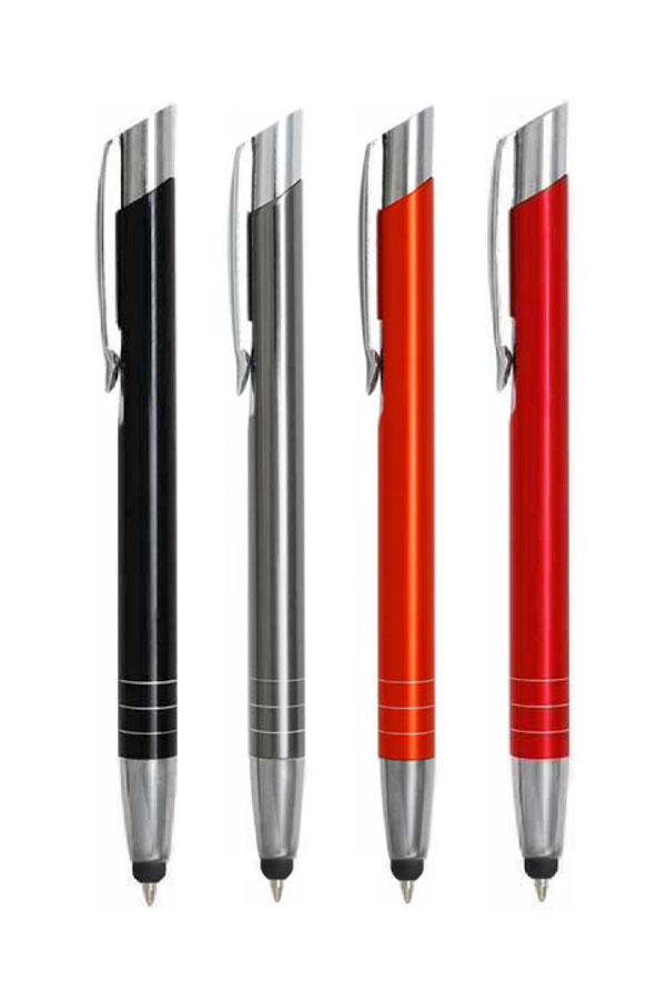 μεταλλικό στυλό με ακίδα αφής