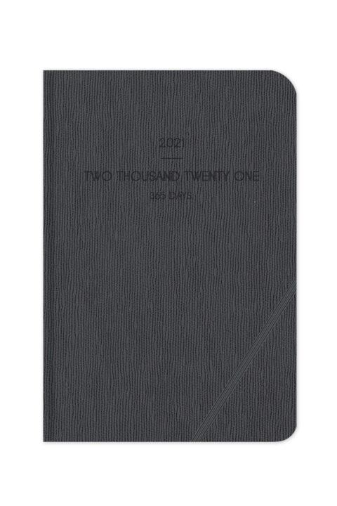 ημερησίο ημερολόγιο με πλάγιο λαστιχάκι